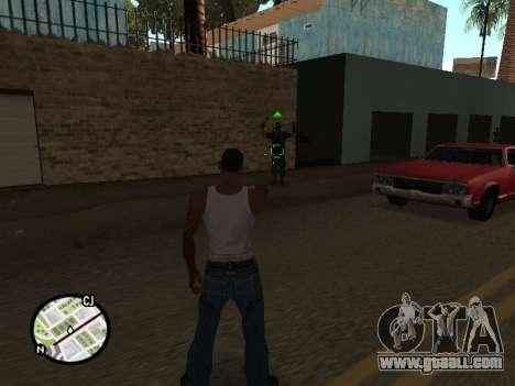 ProAim for GTA San Andreas second screenshot
