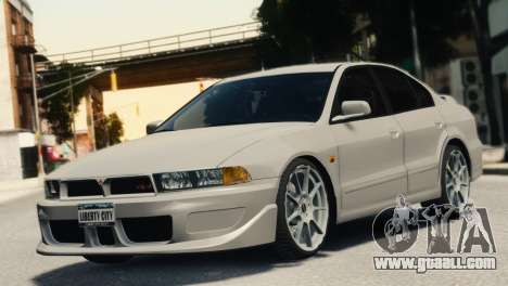 Mitsubishi Galant8 VR-4 for GTA 4