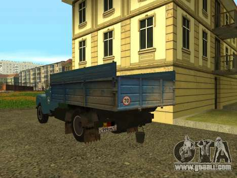 ZIL 130 for GTA San Andreas right view