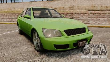 Sultan New Wheel for GTA 4