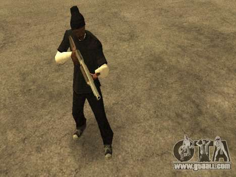 Beta Sweet skin for GTA San Andreas sixth screenshot
