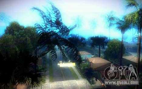New Grove Street for GTA San Andreas second screenshot