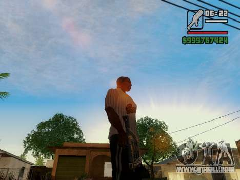 Defender v.2 for GTA San Andreas second screenshot