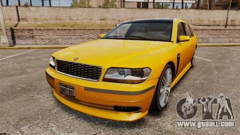 Ubermacht Oracle XL tuning for GTA 4