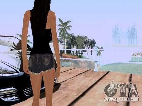 New island V2.0 for GTA San Andreas forth screenshot