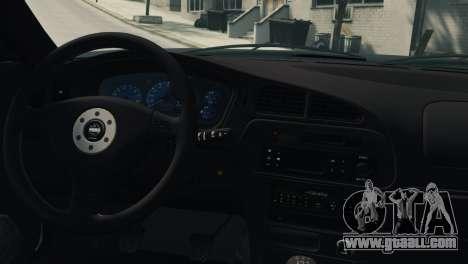 Mitsubishi Galant8 VR-4 for GTA 4 right view
