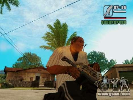 Defender v.2 for GTA San Andreas third screenshot