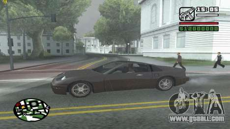 Weather Menu for GTA San Andreas sixth screenshot