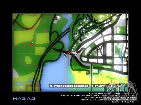 Customs Los Santos, San Fierro for GTA San Andreas eighth screenshot