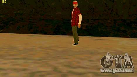 The new texture Truth for GTA San Andreas third screenshot