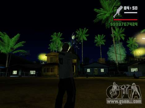 Defender v.2 for GTA San Andreas eighth screenshot