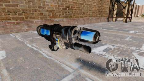 Freezing gun for GTA 4