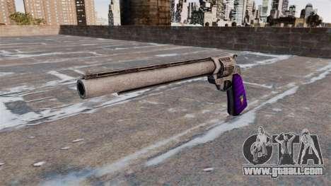 Revolver-Joker- for GTA 4 third screenshot