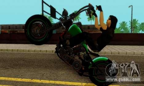 Glenn Danzig Skin for GTA San Andreas second screenshot