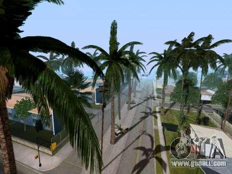 New Grove Street v3.0 for GTA San Andreas third screenshot