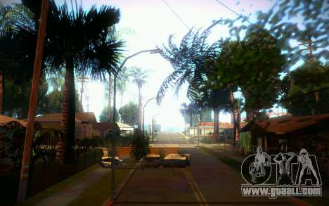 New Grove Street for GTA San Andreas sixth screenshot