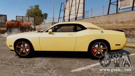 Dodge Challenger SRT8 2009 [EPM] APB Reloaded for GTA 4 left view