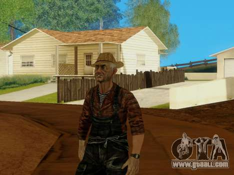 Farmer or amended and supplemented for GTA San Andreas