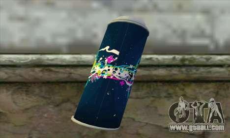 Spray for GTA San Andreas second screenshot