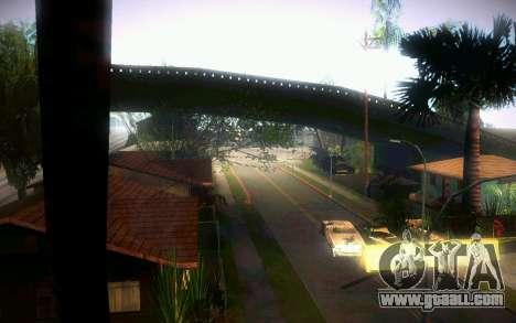New Grove Street for GTA San Andreas third screenshot