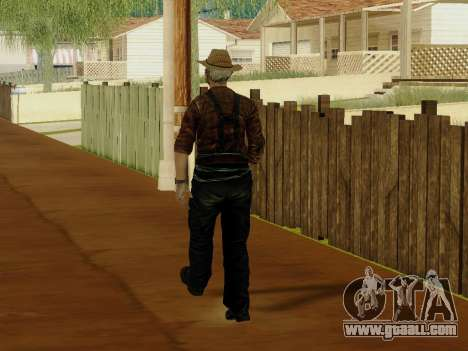 Farmer or amended and supplemented for GTA San Andreas ninth screenshot