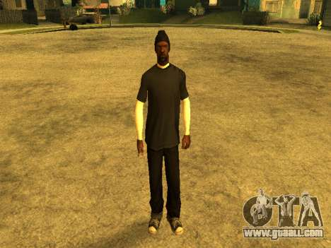 Beta Sweet skin for GTA San Andreas seventh screenshot