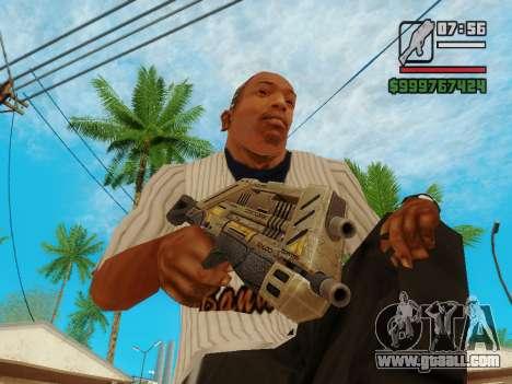 Defender v.2 for GTA San Andreas fifth screenshot