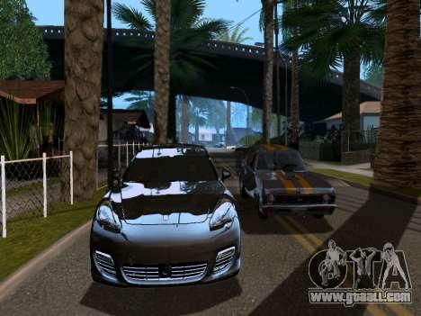 New Grove Street v3.0 for GTA San Andreas seventh screenshot