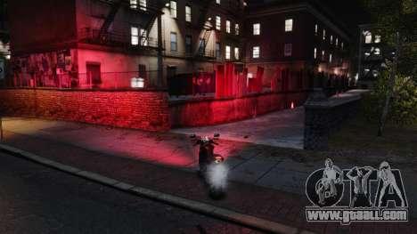 Red lights for GTA 4 second screenshot