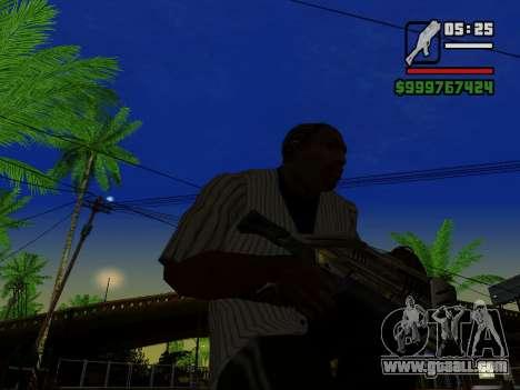 Defender v.2 for GTA San Andreas sixth screenshot
