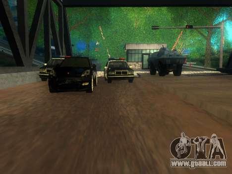 Customs Los Santos, San Fierro for GTA San Andreas fifth screenshot