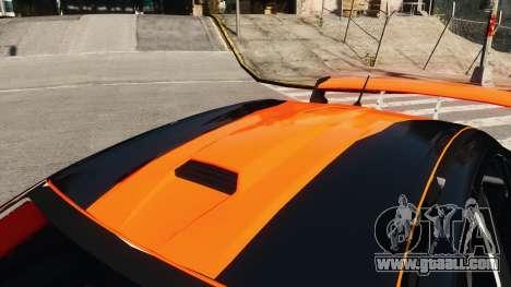Mitsubishi Lancer Evolution X 2008 Black Edition for GTA 4 right view