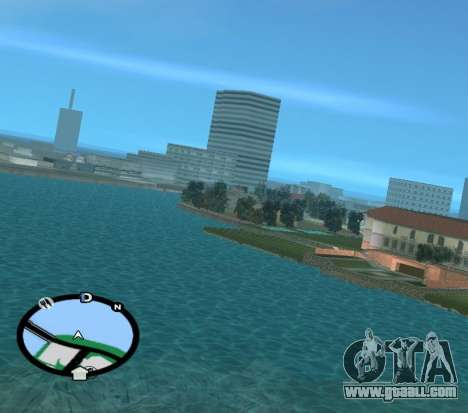 Icons card from GTA V for GTA Vice City fifth screenshot