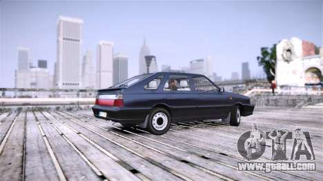 Daewoo FSO Polonez Caro Impo for GTA 4 back left view