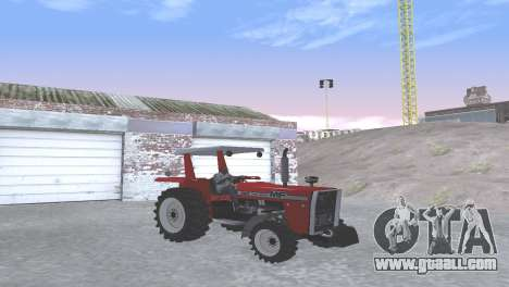 Massey Ferguson 290 1980 for GTA San Andreas
