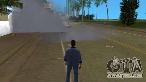 Pickups, smoke bombs for GTA Vice City seventh screenshot