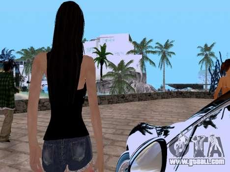 New island V2.0 for GTA San Andreas sixth screenshot