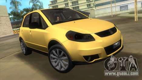 Suzuki SX4 Sportback for GTA Vice City