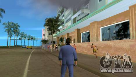 Pickups, smoke bombs for GTA Vice City third screenshot