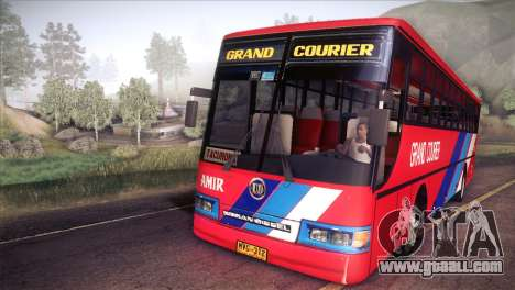 Grand Courier 5588 for GTA San Andreas