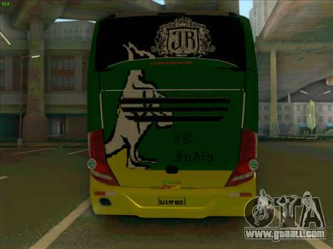 JR Australian Express for GTA San Andreas right view