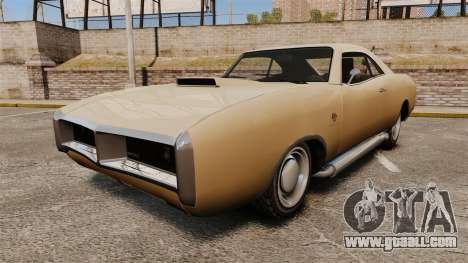 Imponte Dukes new wheels for GTA 4