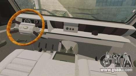 Land Rover Defender tecnovia [ELS] for GTA 4 back view