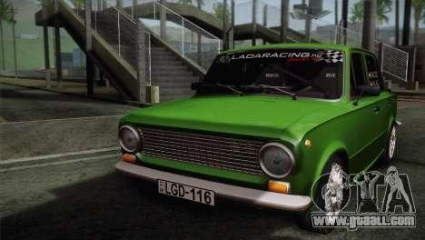Lada 1200 R for GTA San Andreas