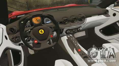 Ferrari F12 Berlinetta 2013 [EPM] Black bars for GTA 4 side view