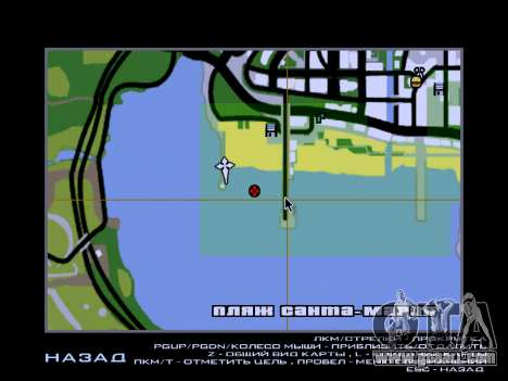 New island V2.0 for GTA San Andreas eighth screenshot