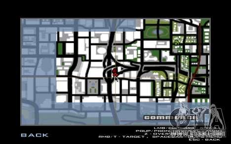 Tuning Mod 0.9 for GTA San Andreas sixth screenshot