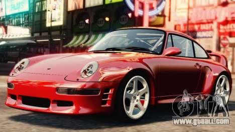 RUF CTR2 1995 for GTA 4