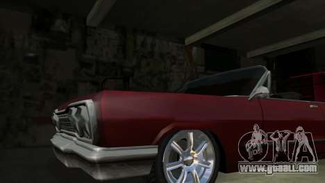 Wheels Pack by DooM G for GTA San Andreas third screenshot