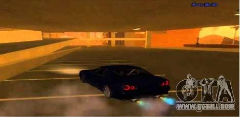 Cleo Drift for GTA San Andreas
